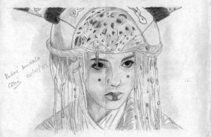 """Padme Amidala """"Queen of Naboo"""" by cvlx"""