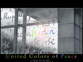 THE UNITED COLORS OF PEACE by AzarielsDream