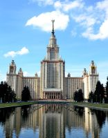 Moscow State University by joseluisrg