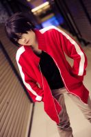 Kagerou Project : Shintaro[3] by azukajung
