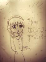 New Year 2013 by lizzy905