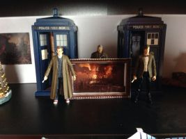 The 50th anniversary collection by Thedoctor0011