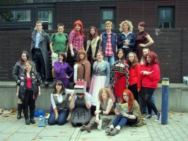 Companions Group Shot (MCM Expo October 2013) by kathXD123