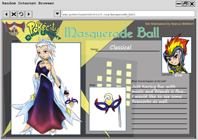 Masquerade ball App-Eve by Fly-Sky-High