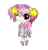 .:C:. Chibi Pichi by ButterflyBabyBlue