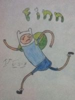 Finn the human by voltar517