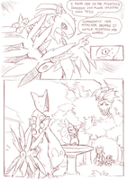 Foreign Shadows  page 14 draft by ChillySunDance