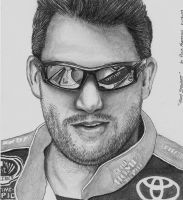 Tony Stewart by Doctor-Pencil
