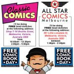 Free Comic Book Day - 2014.05.03 by theCHAMBA