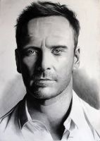 Michael Fassbender by donchild