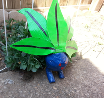 A wild Oddish appears! by DuctileCreations