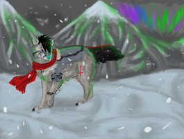 SS: A Very Roman Christmas by Ice-cold-Werewolf