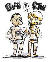 Sips and Sjin by Mr-Xvious