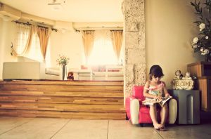 Morning Reading by Dina90T