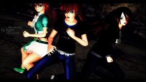 MMD Request 1 by RinRinTyaan