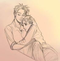 DxJ cuddle by insectikette