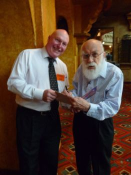 James Randi by MagicPeter