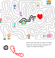 Harrys amazing maze by Tepara