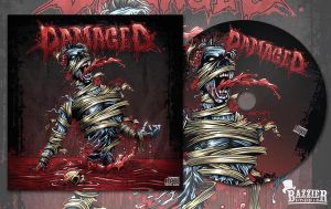 DAMAGED COVER by bazzier