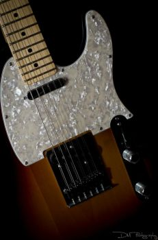 Fender Telecaster 01 by dylanmeadows