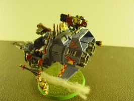 Land Speeder 2-Side.Rear by Drknght61