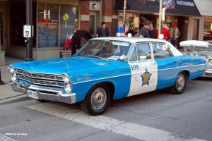 Galaxie police car by JDAWG9806