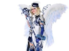 Italy - Krylu as Chanter from Aion Tower of Eterni by sibilla79