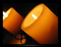 Candle by subaqua