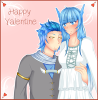 +OTP+ Love In The Air- Happy V-Day ! by Ace-Of-Shadow