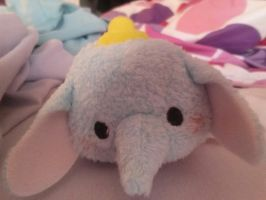 Dumbo Tsum Tsum by SkunkyRainbow270