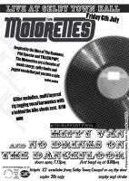 The Motorettes . Live at Selby by boomerangmouth