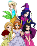 Sofia the first by sparks220stars