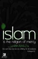 a Mercy for all creatures by islamicdesignz