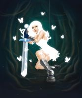 The Butterfly Knight Reborn by Sessie