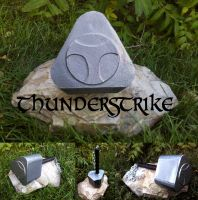 THUNDERSTRIKE by tat2tiger