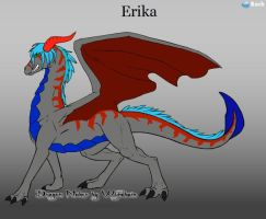 Erika by Dragondude97