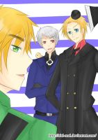 APH : 3 Brother by Airi-Mai
