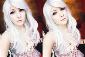 New wig test ~ by Dragunova-Cosplay