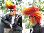 Arda's Iron Wig Contest - Final Round Entry 1 of 3 by xHee-Heex
