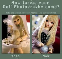 Doll meme - BJD photography by AndrejA