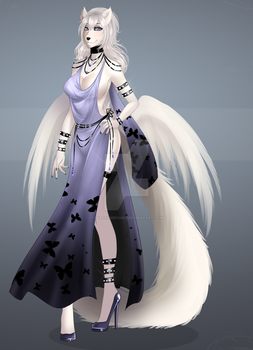 Finished Outfit Adopt 36 (AB2 option) by CherrysDesigns