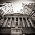 New York City - Federal Hall National Memorial by Torsten-Hufsky