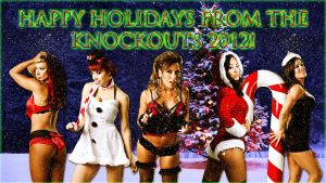 Happy Knockouts Holidays 2012 by SWFan1977