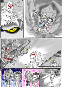 AT: Angor Rot vs Juna by PastellTurtle