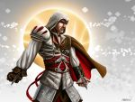 Ezio Auditore da Firenze by charco