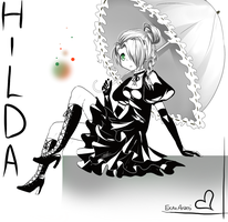AT: Hildegard by exaxAnami