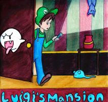 Egad, It's Luigi's Mansion by ThatOneNPC