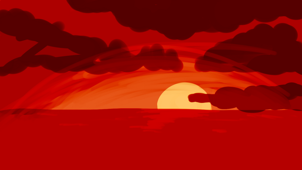 Red Sea by NickJAwesome