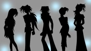In Silhouette by Jyuudai