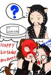 Undertaker's birthday by sweety9547